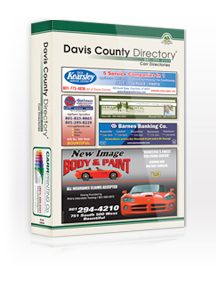 Davis County Directory Book